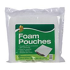 Duck Brand Foam Pouches 12 Width