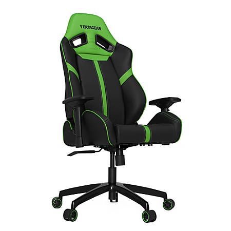 Vertagear Racing Series S-Line SL5000 Gaming Chair, Black/Green