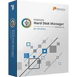 Hard Disk Manager 16 Business Server