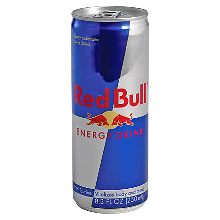 How To Make Red Bull Energy Drink At Home