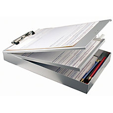 Office Depot Brand Dual Storage Clipboard