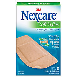 3M Nexcare Comfort KneeElbow Bandages 1