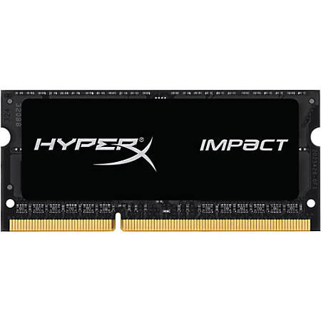 Kingston HyperX Impact 8GB DDR3L SDRAM Memory Module