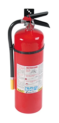Kidde Pro Line Dry Chemical Fire Extinguisher, 4A-60B:C Item # 730138