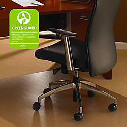 Cleartex XXL Rectangular Floor Protection Chairmat