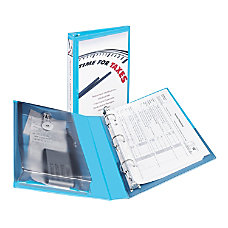 Avery Protect Store Mini View Binder