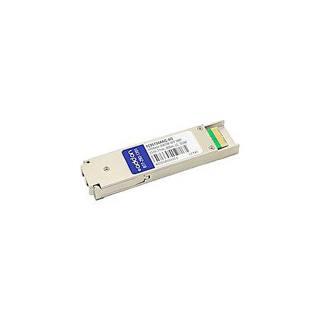 AddOn Fujitsu FC95734AAQ Compatible TAA Compliant 10GBase-DWDM 100GHz XFP Transceiver (SMF, 1539.77nm, 80km, LC, DOM)