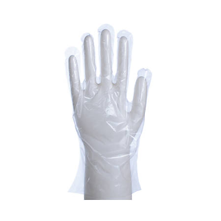 GLOVE POLY SMALL 100