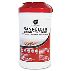 Sani Cloth Disinfecting Wipes Ready To