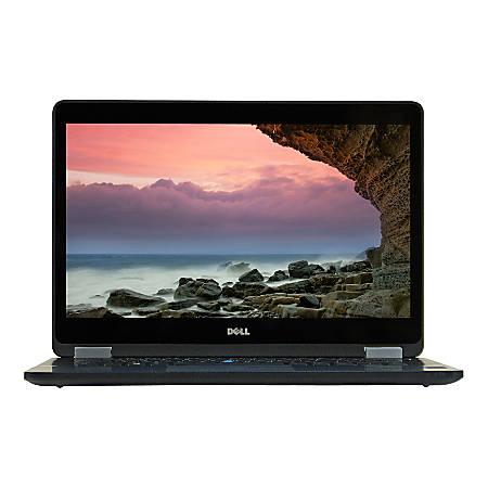 "Dell™ Latitude E7470 Refurbished Ultrabook Laptop, 14"" Screen, 6th Gen Intel® Core™ i7, 8GB Memory, 512GB Solid State Drive, Windows® 10 Professional, OD5-31413"