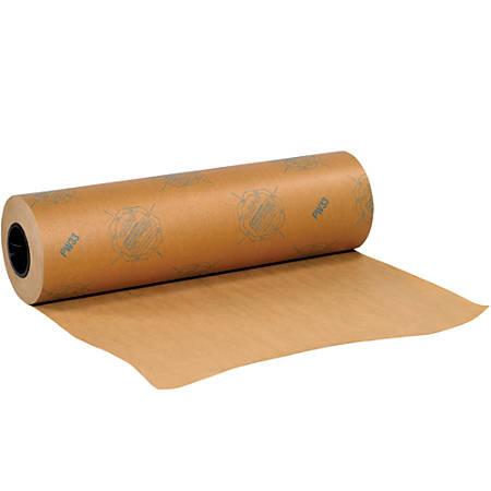 "Office Depot® Brand VCI Paper Roll, 30 Lb, 48"" x 600', Kraft"
