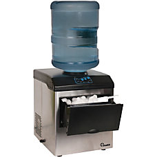 Chard Stainless Steel Ice Maker with