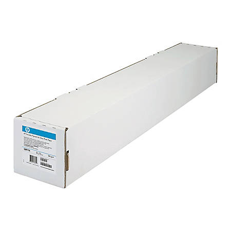 "HP C6030C Heavyweight Wide Format Roll, 36"" x 100', 35 Lb"