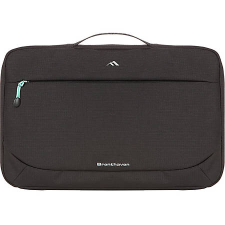 """Brenthaven Tred 2526 Carrying Case (Sleeve) for 11"""" MacBook - Black"""