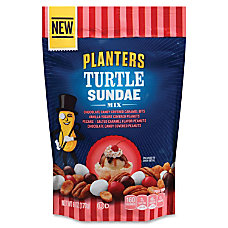 Kraft Planters Turtle Sundae Mix Dessert
