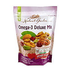 Natures Garden Omega 3 Deluxe Mix