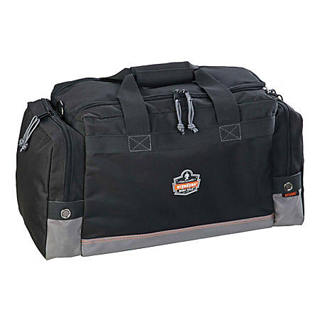 "Ergodyne Arsenal® 5116 General Duty Gear Bag, 9-1/2""H x 12""W x 23-1/2""D, Black"