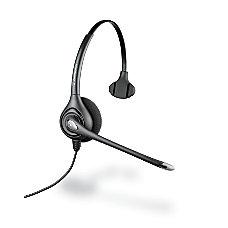 Plantronics SupraPlus HW251 Wideband Monaural Headset