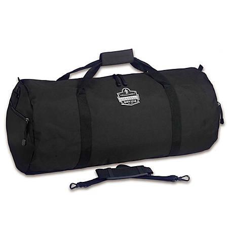"Ergodyne Arsenal 5020M Standard Gear Duffel Bag, 13""H x 13""W x 28-1/2""D, Black"