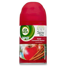Air Wick Freshmatic Refill AppleCinnamon Spray