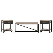 Bush Furniture Refinery Coffee Table With
