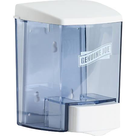 Genuine Joe 30 oz Soap Dispenser - Manual - 30 fl oz Capacity - 1Each