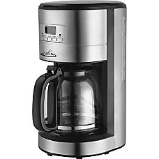 Coffee Pro 10 12 Cup Stainless