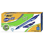 BIC Gel ocity Quick Dry Retractable