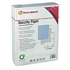 DocuGard Medical Prescription Papers Standard Medical