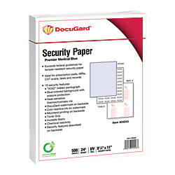 DocuGuard Premier Medical 10 Medical Prescription