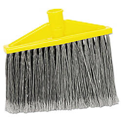 Rubbermaid Polypropylene Replacement Broom Heads 10