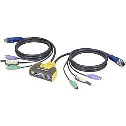IOgear MiniView Micro Audio 2 Port