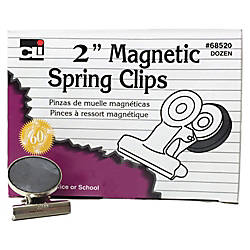 CLI Magnetic Spring Clips 2 Length