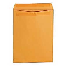 Universal Self Stick File Style Envelopes