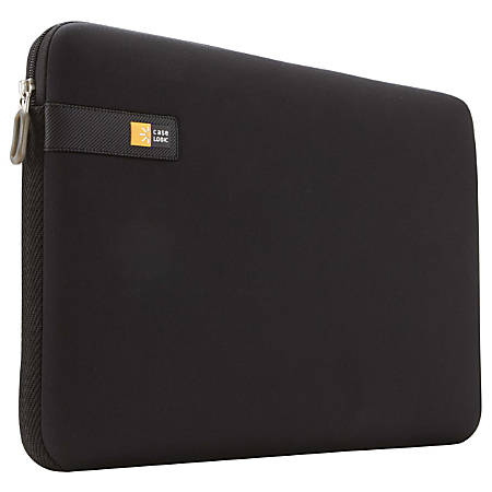 "Case Logic LAPS-117 Carrying Case (Sleeve) for 17.3"" Notebook - Black"