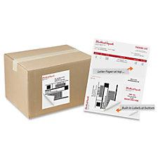 Sparco Laser Inkjet Print Integrated Label