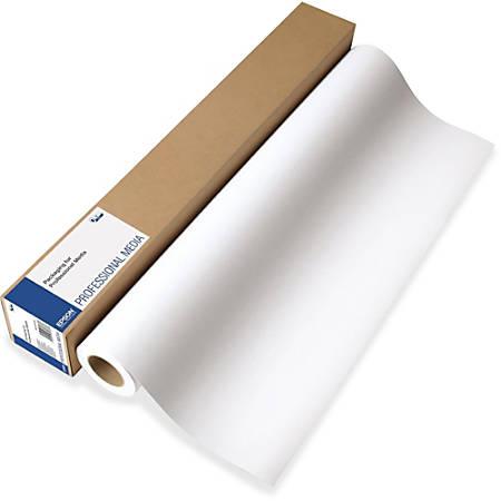 "Epson® Matte Photo Paper, 44"" x 82'"