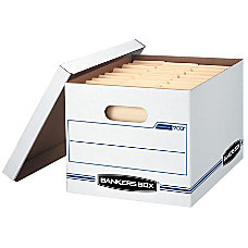 Bankers Box StorFile Basic Duty Storage