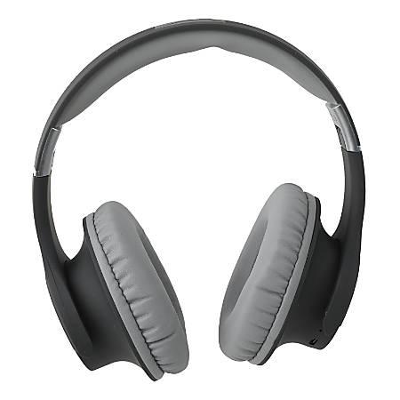 Altec Lansing® R3volution X Wireless Headphones, Gray, MZX009