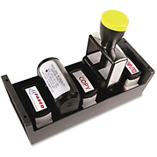 COSCO Standard Plastic StampDater Storage Tray
