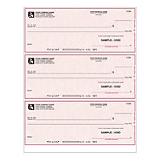 Laser Multipurpose Draft Checks With Lines