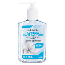 Highmark Hand Sanitizer 8 Oz