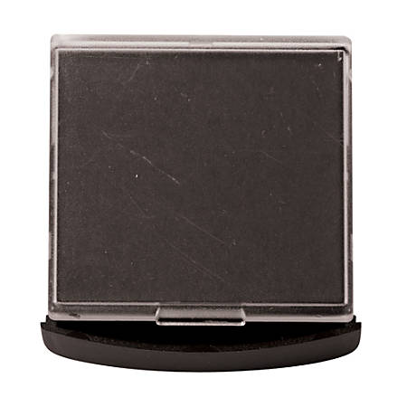"2000 PLUS® Self-Inking Square Replacement Pad, 1 1/8"" x 1 1/8"" Impression"