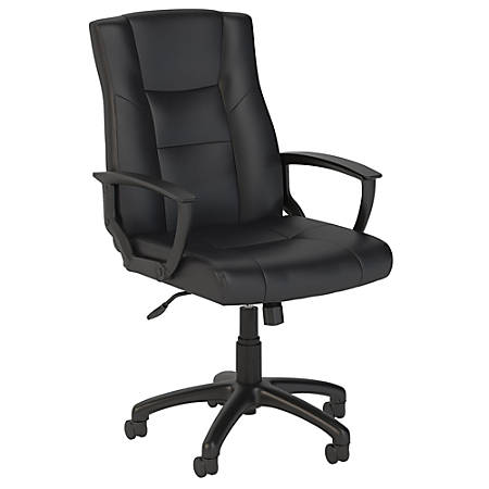 Bush Business Furniture Accord Office Chair, Black, Standard Delivery