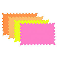 Cosco Burst Shape Die Cut Paper