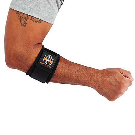 Ergodyne ProFlex® Support, 500 Elbow, X-Small, Black