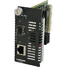 Perle 10 Gigabit Ethernet Managed Media