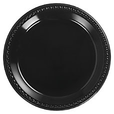 Chinet Heavyweight Round Plastic Plates 10