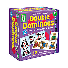 Key Education Photo First Games Double