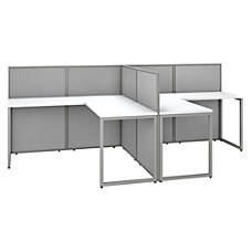Bush Business Furniture Easy Office 60